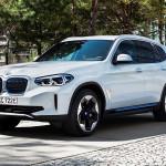 Lebukott az elektromos iX3, íme a BMW új elektromos járgánya