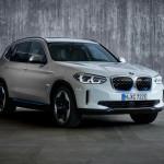 Hivatalosan is bemutatkozott az elektromos BMW iX3