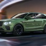 Hivatalos fotókon a Bentley Bentayga ráncfelvarrás