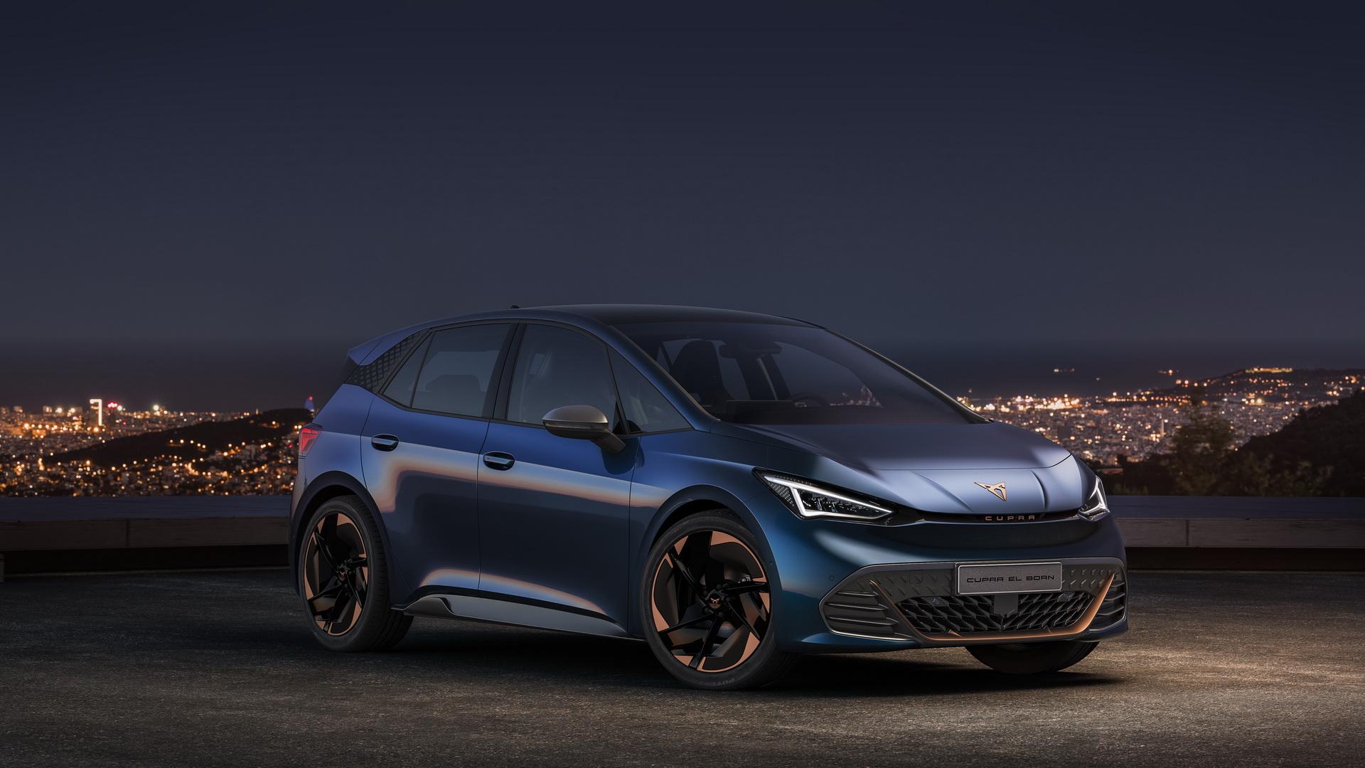 Cupra emblémás lesz az elektromos Volkswagen ID.3 testvérmodellje
