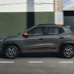 Bemutatkozott a legolcsóbb elektromos, a Dacia Spring