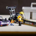 A gyorsulási versenyekre repít a LEGO legújabb készlete
