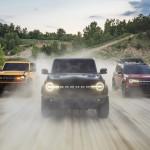 Pörög az új Bronco értékesítése, már két éves várólistáról beszél a gyártó