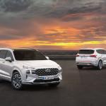 Leplezetlenül is bemutatkozott az új Hyundai Santa Fe