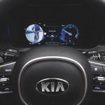 Így működik a Kia új holttérfigyelő kamerája