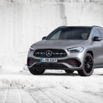 Nagyobb és masszívabb az új Mercedes GLA