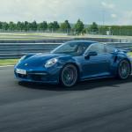 Íme, az új Porsche 911 Turbo!