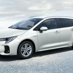 Swace néven kerül be a Toyota Corolla a Suzuki palettájába
