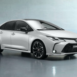 Sportosabb lett a lépcsőshátú Toyota Corolla, de csak a megjelenésében