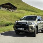 Erősebb dízellel támad a felfrissített Toyota Hilux