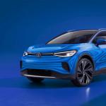 ID.4 néven érkezik a Volkswagen következő elektromos autója