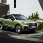 Alig észrevehetően újult meg az Audi kis sportos crossovere