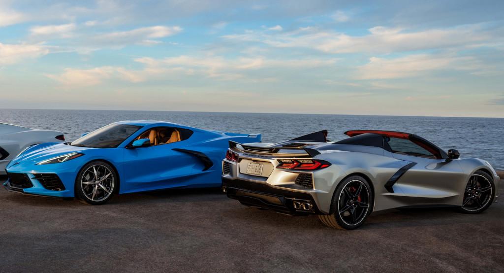 Elektromos összkerékhajtással is elérhető lehet a Corvette C8