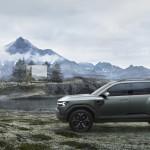 Egy minden eddigi modelljénél nagyobb SUV tanulmányt mutatott be a Dacia