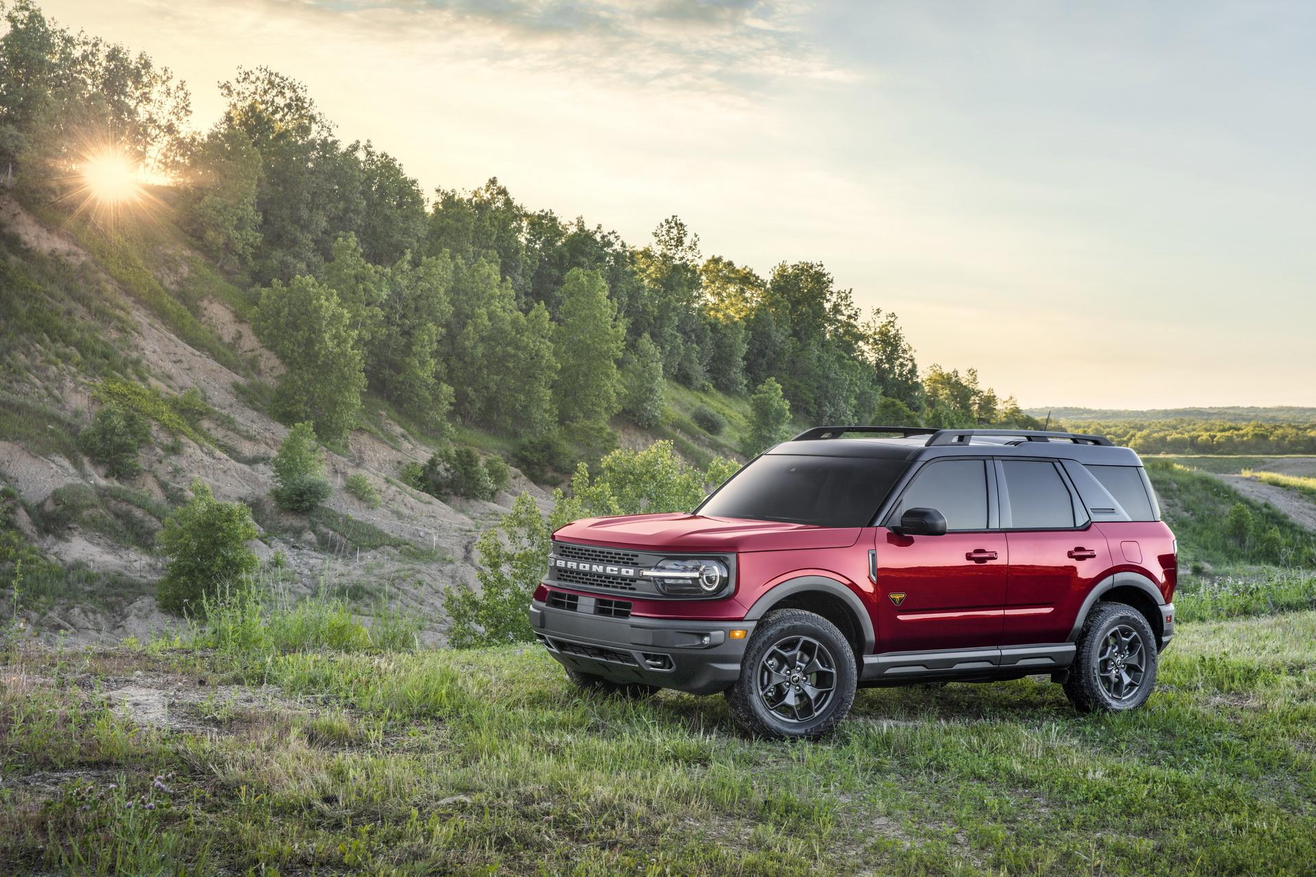 Kínos visszahívást jelentett be a Ford a Bronco Sport modellre