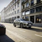 Sportosabb megjelenésű változatot kap a Lexus RX Európában
