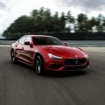 Itt a Ferrari motoros Maserati Ghibli