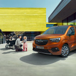 Itt az Opel legújabb elektromos személyszállítója, a Combo-e Life