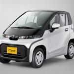 Kis városi elektromos autót mutatott be a Toyota