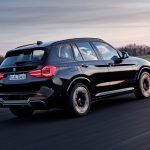 Alig egy év után frissült fel a BMW elektromos SUV-ja