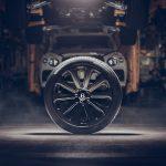 22 colos karbonszálas-kompozit felnit is kínál már a Bentley