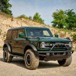 Nem kap platós kivitelt a Ford Bronco