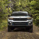 Öt üléssel is bemutatkozott a Jeep Grand Cherokee új generációja