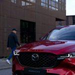 SUV fronton bővít a Mazda