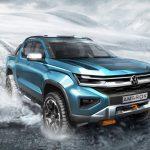 Készülget a Volkswagen Amarok következő generációja
