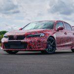 Ilyen lesz a következő Honda Civic Type R