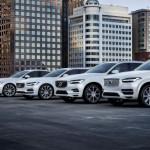 Egy újabb SUV modellt épít be a palettába a Volvo
