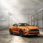 Erősített a négyhengeres Mustangon a Ford