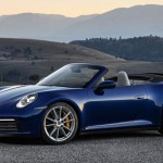 Ledobta a tetejét az új Porsche 911