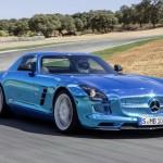 Mégis lehet utódja az elektromos Mercedes SLS AMG-nek
