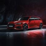 Bemutatkozott az Audi RS4 ráncfelvarrás