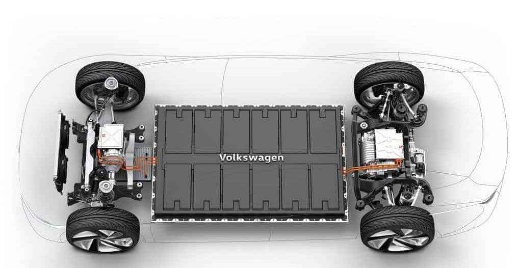 Igazán kemény VW villanymotorral