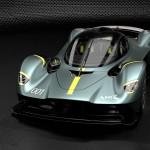 A Zöld Pokolban is megmérné a Valkyrie tudását az Aston Martin