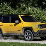 Hibrid hajtásláncot kap a Jeep Renegade