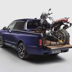 Platós X7-est villantott a BMW