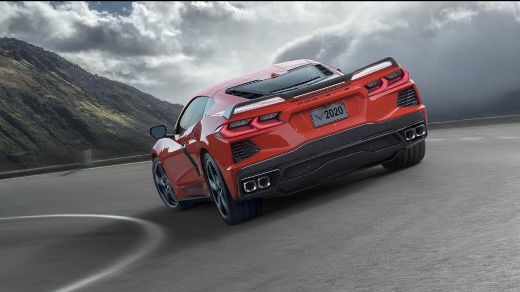 Alig mutatták be, máris majdnem kiárulták a jövőre átadásra kerülő összes Corvette C8-at