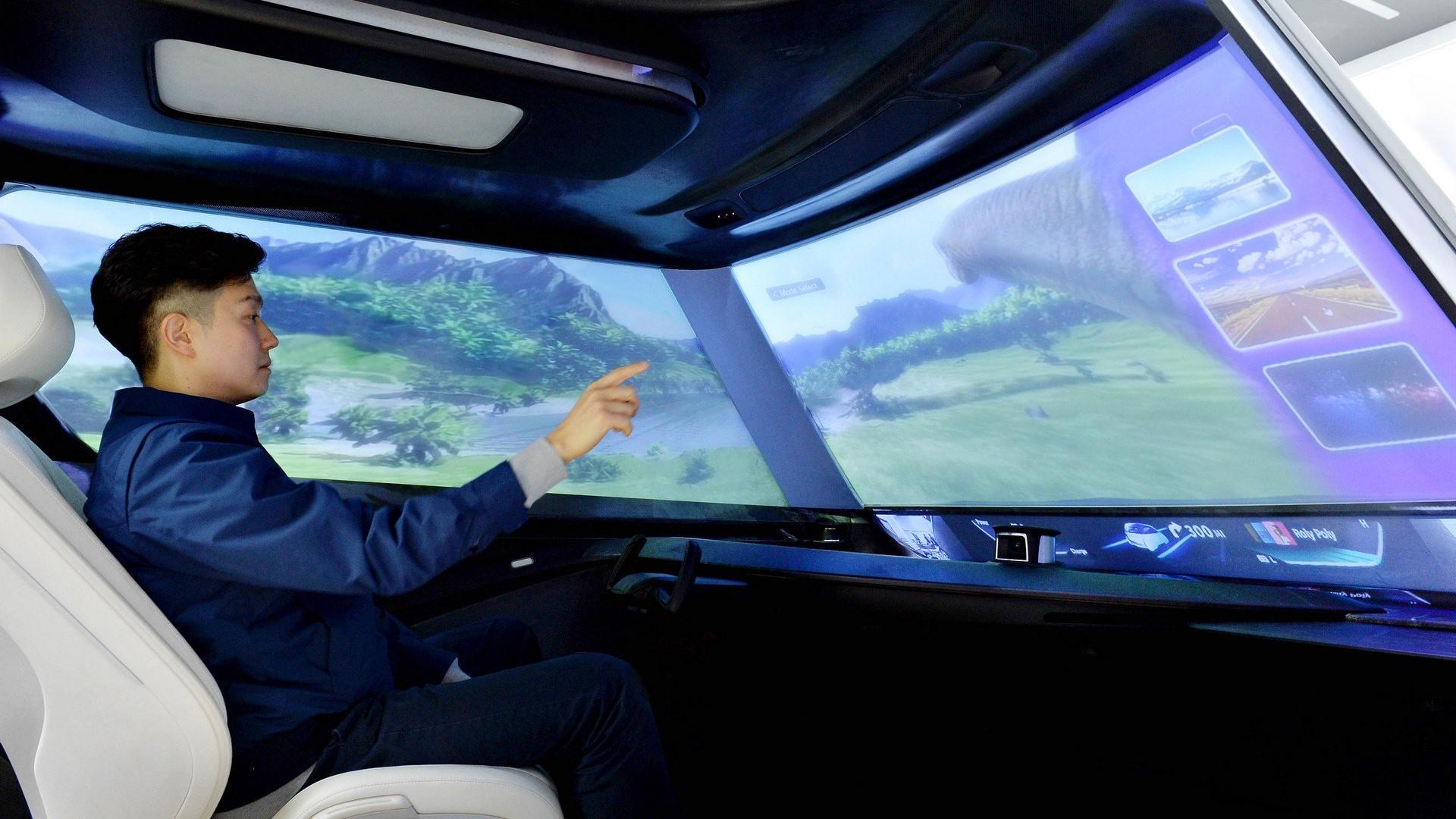 Bemutatta a Hyundai a jövő szélvédőjét