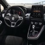 Megmutatták az új Renault Clio belsejét