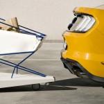 A bevásárlókocsik piacára is betörne a Ford
