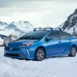 Lényeges újdonságokat hozott a Toyota Prius modellfrissítés