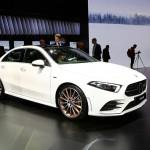 Szedánnal bővült a Mercedes A-osztály palettája