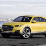 Tovább bővíti az SUV palettáját az Audi. Jön a Q4.