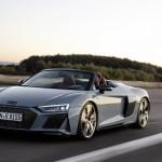Agresszívabb és gyorsabb is lett az Audi R8