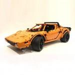Így lesz Lancia Stratos a Porsche 911-ből