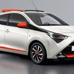 Extra felszereltségekkel bővül a Toyota Aygo kínálat Genfben