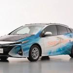 Napelemeket tesztel ismét a Toyota